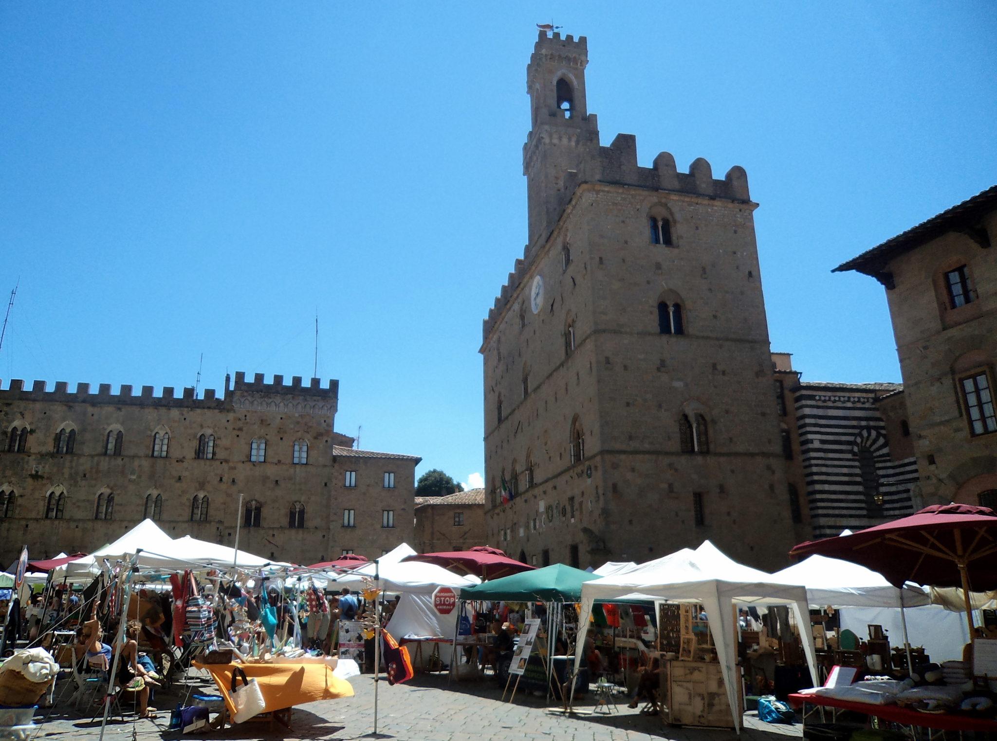 Volterra – miasto wampirów i wegan