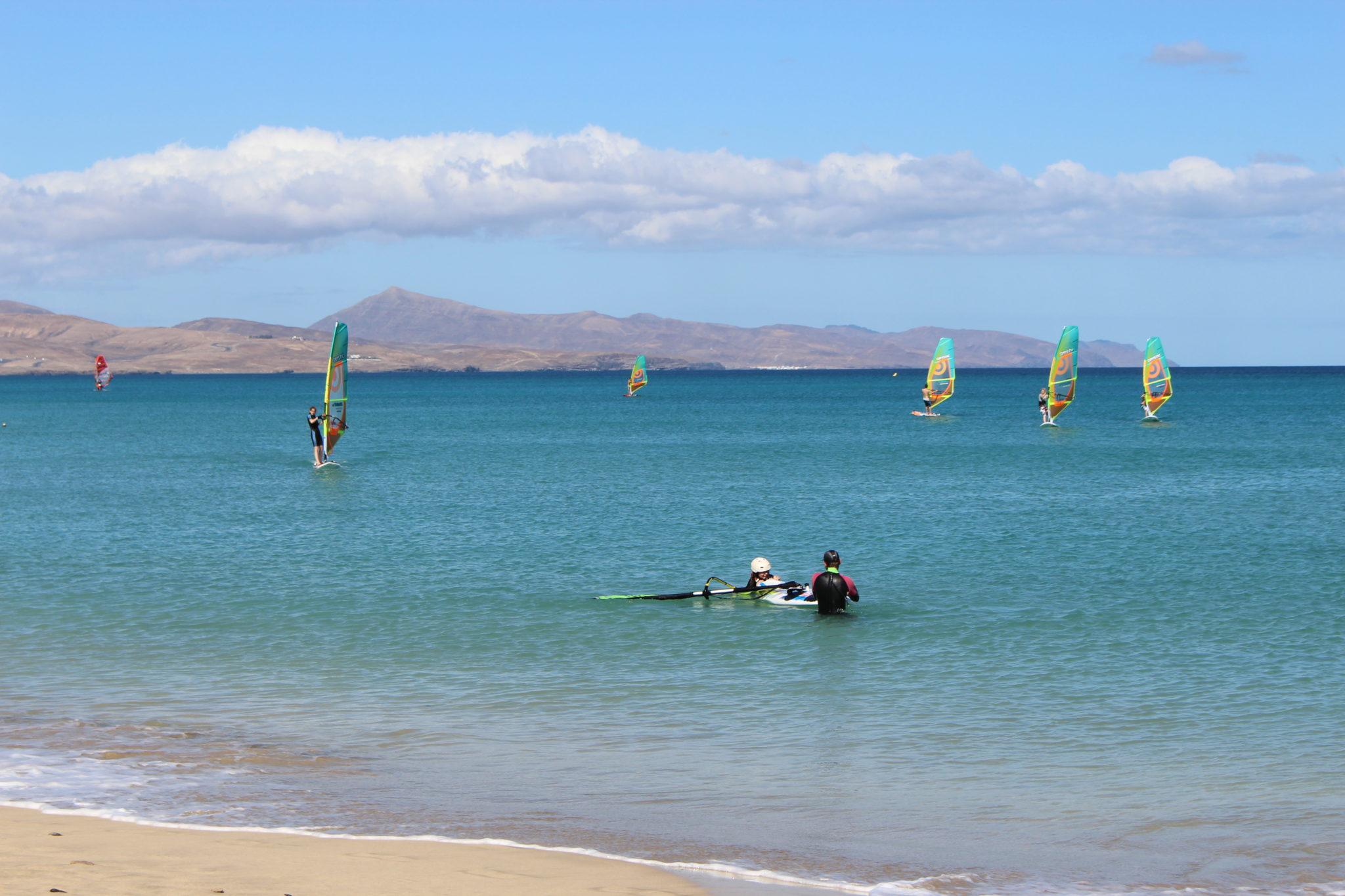 Są i windsurferzy ;)
