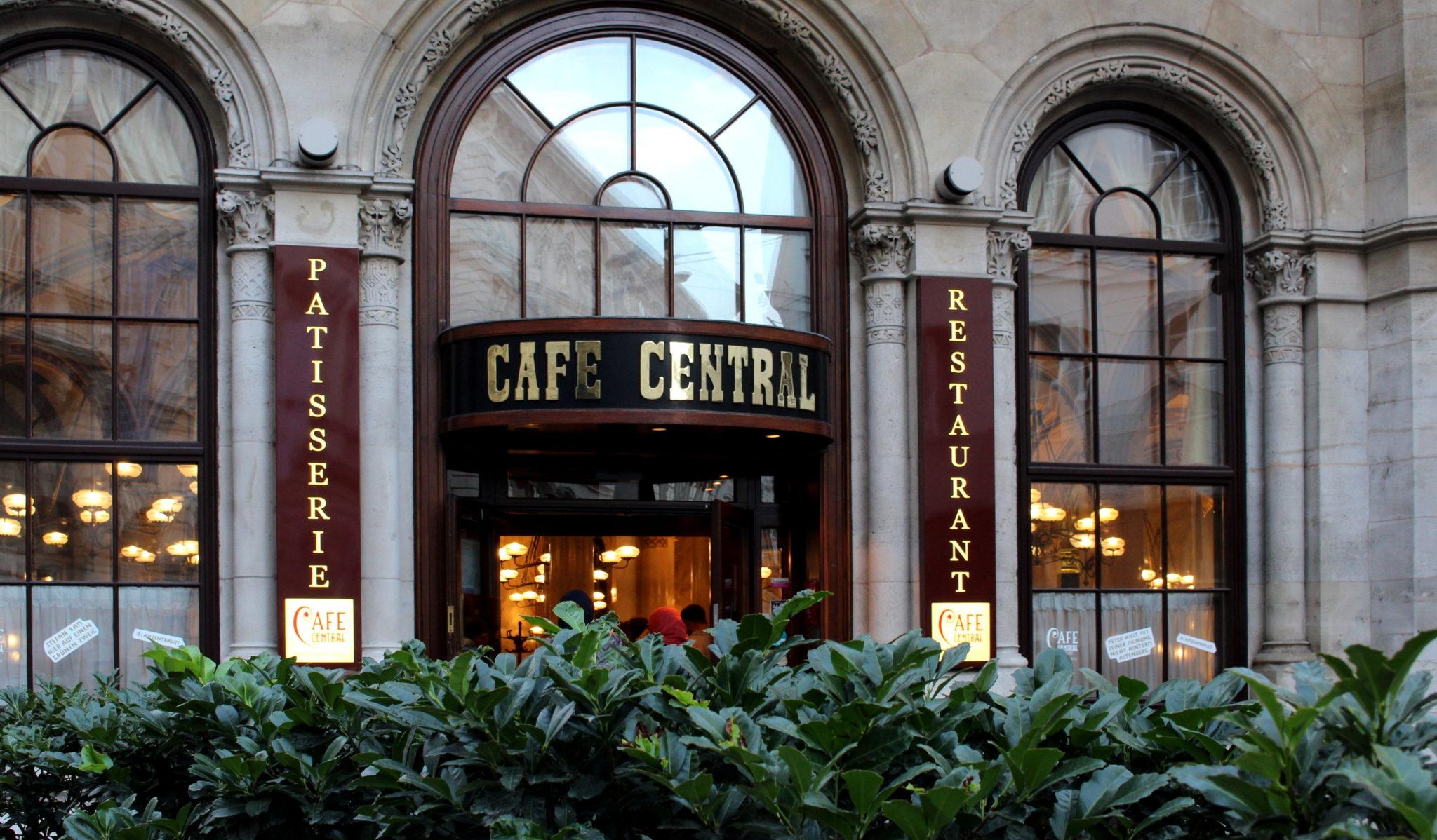Wiedeńskie kawiarnie