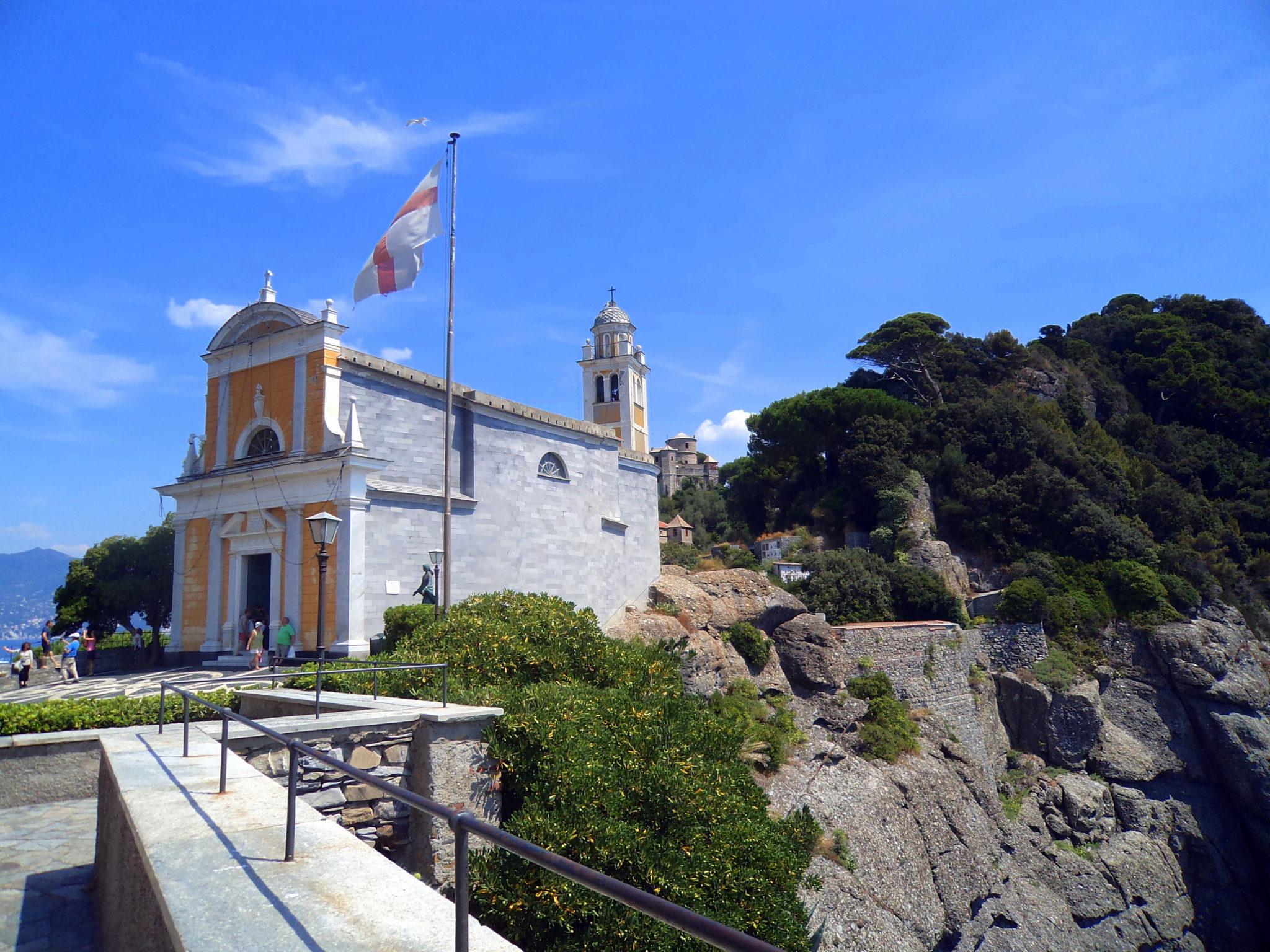 Chiesa San Giorgio Portofino