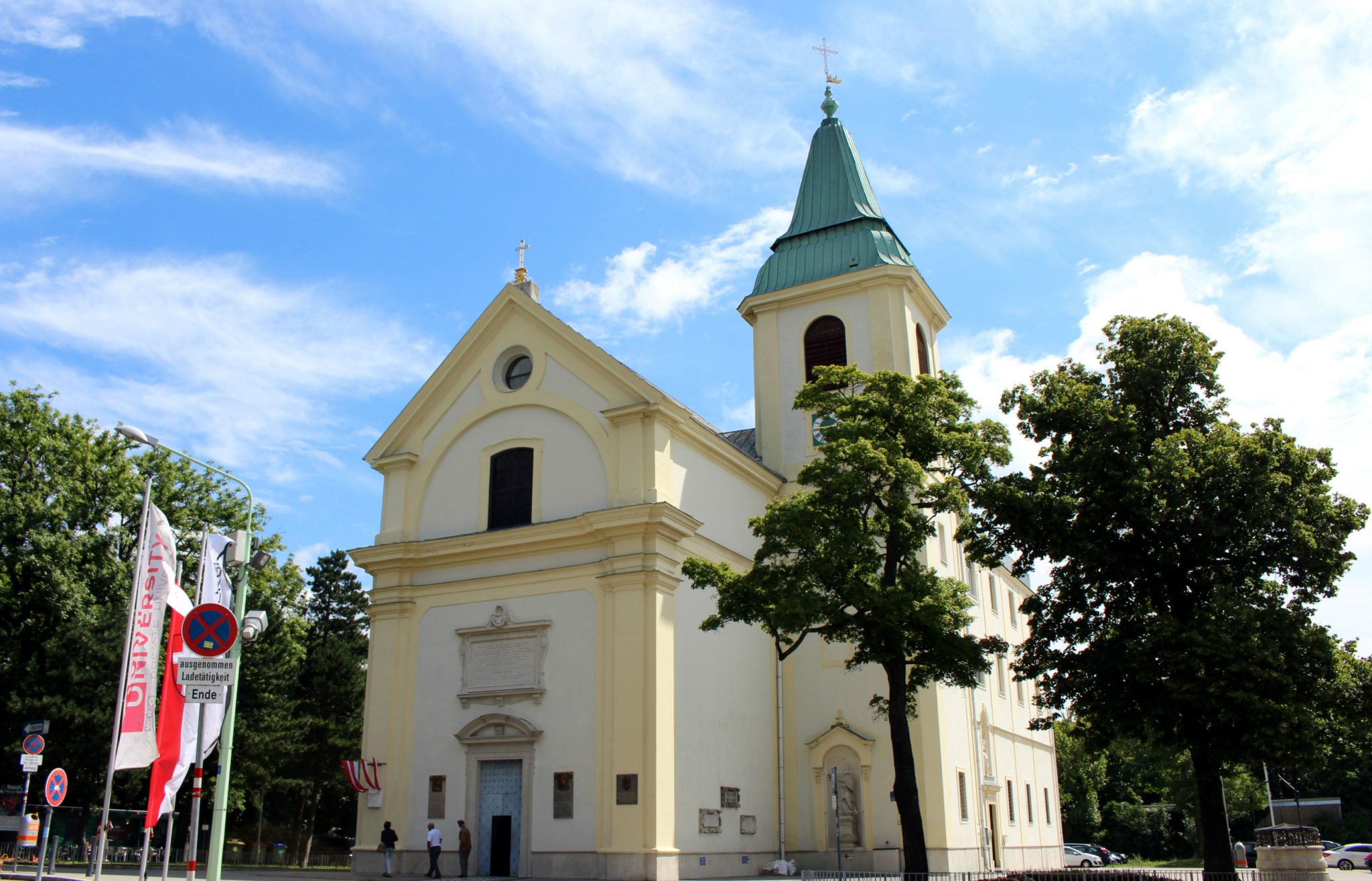 Kahlenberg kościół