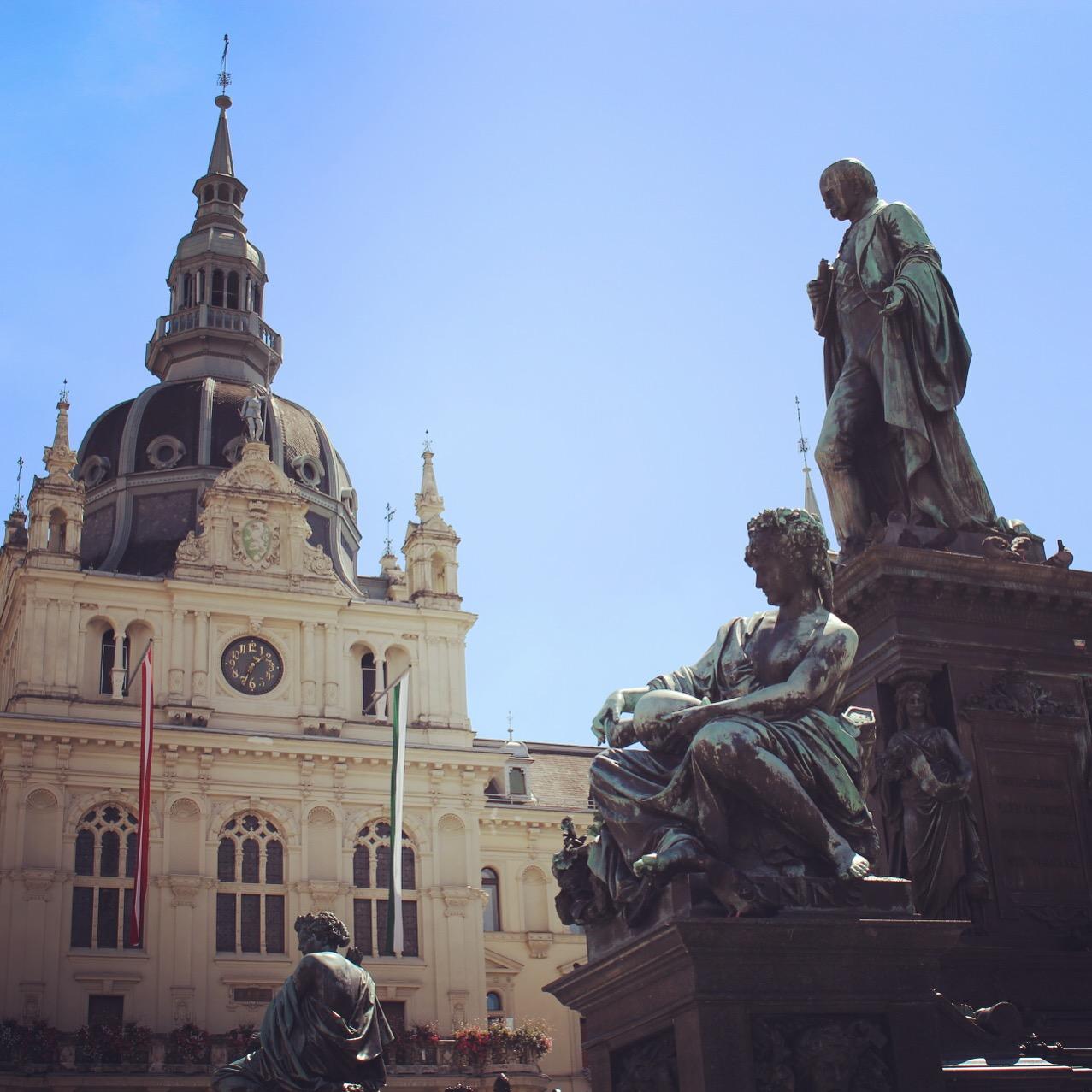 Graz Ratusz