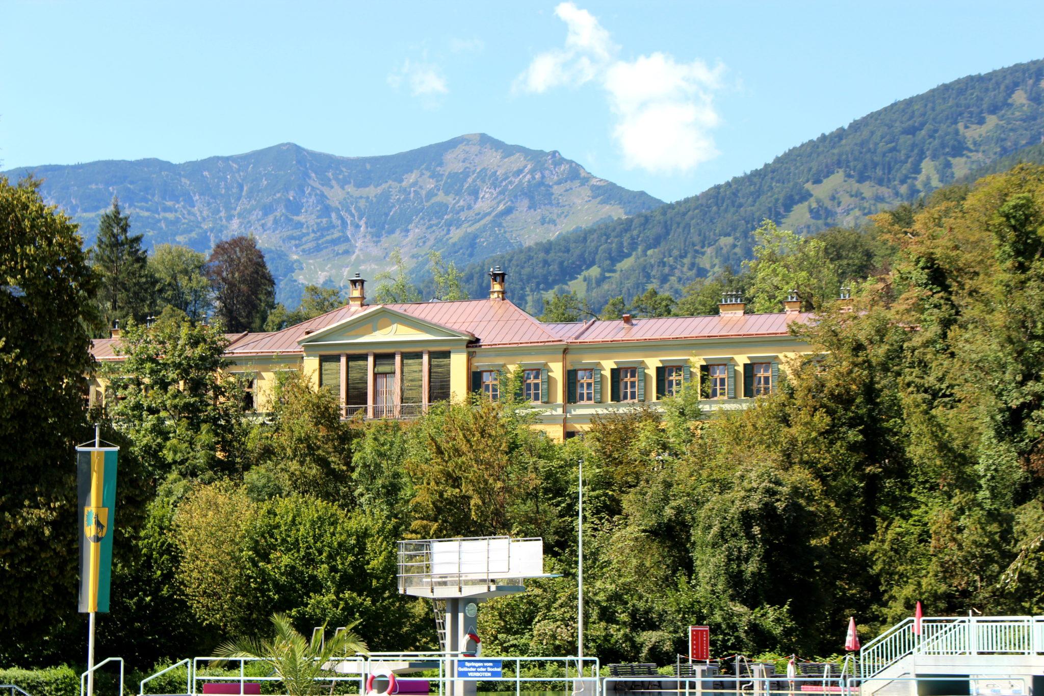 Enkelt leilighet Bad Ischl