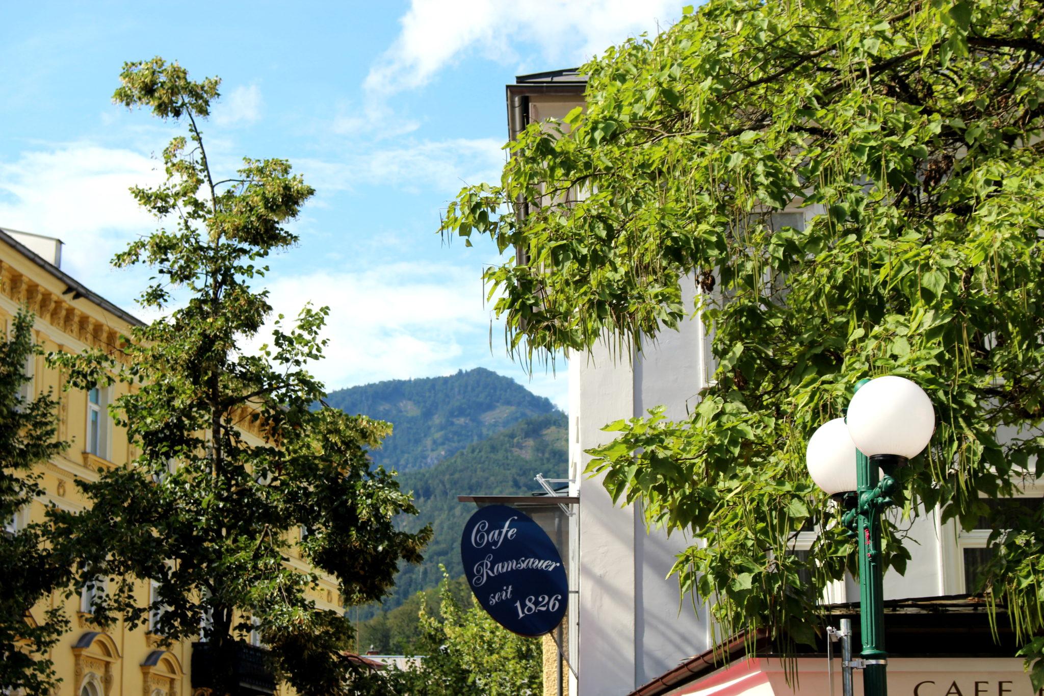 Cafe Ramsauer Bad Ischl