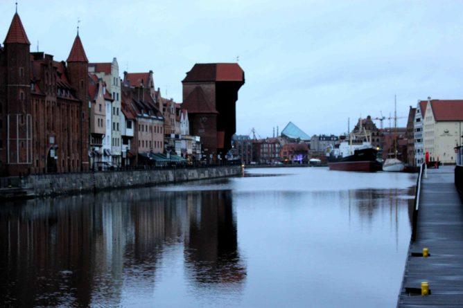 Gdańsk Długie Nadbrzeże