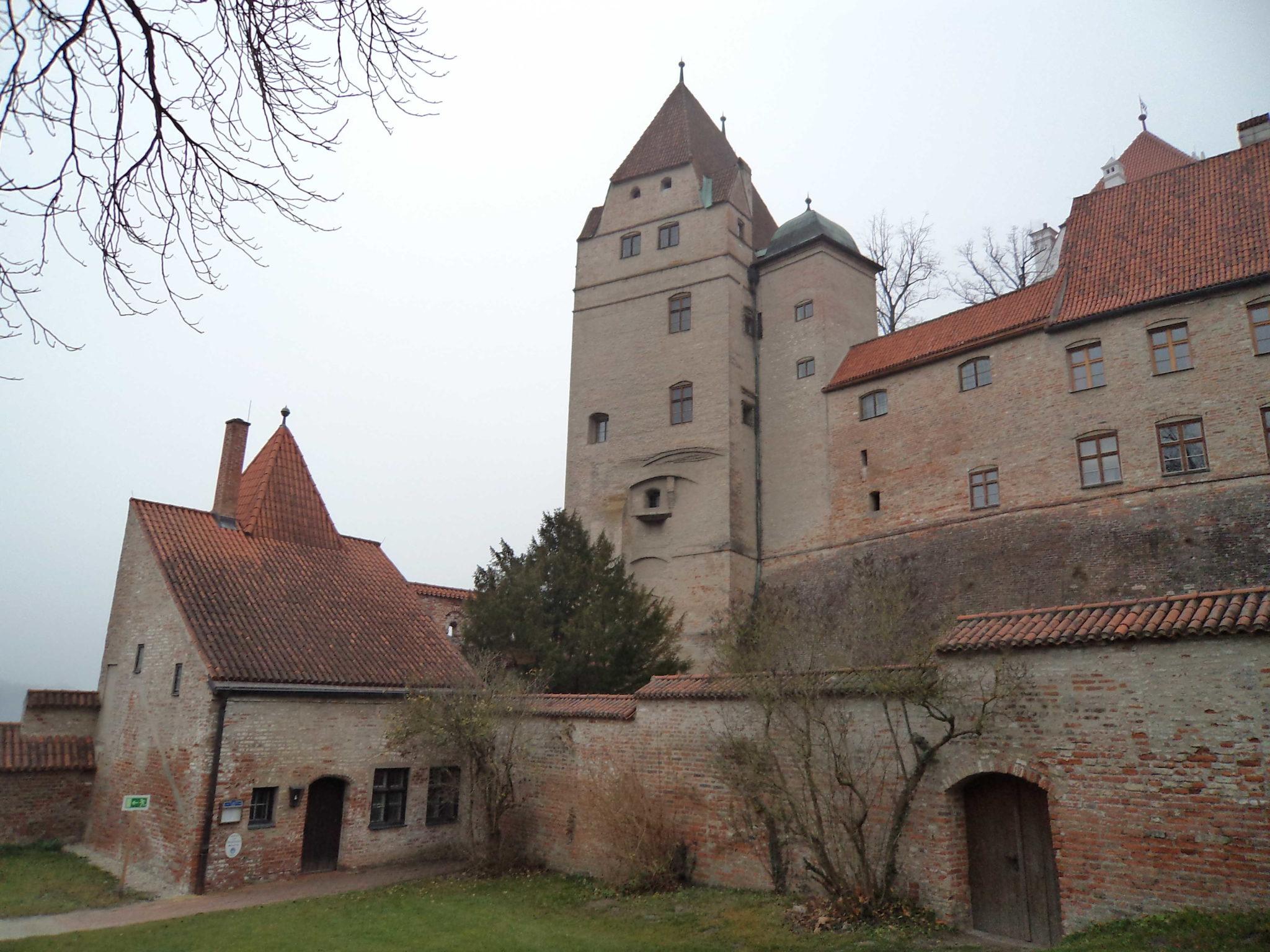 Zamek Trausnitz