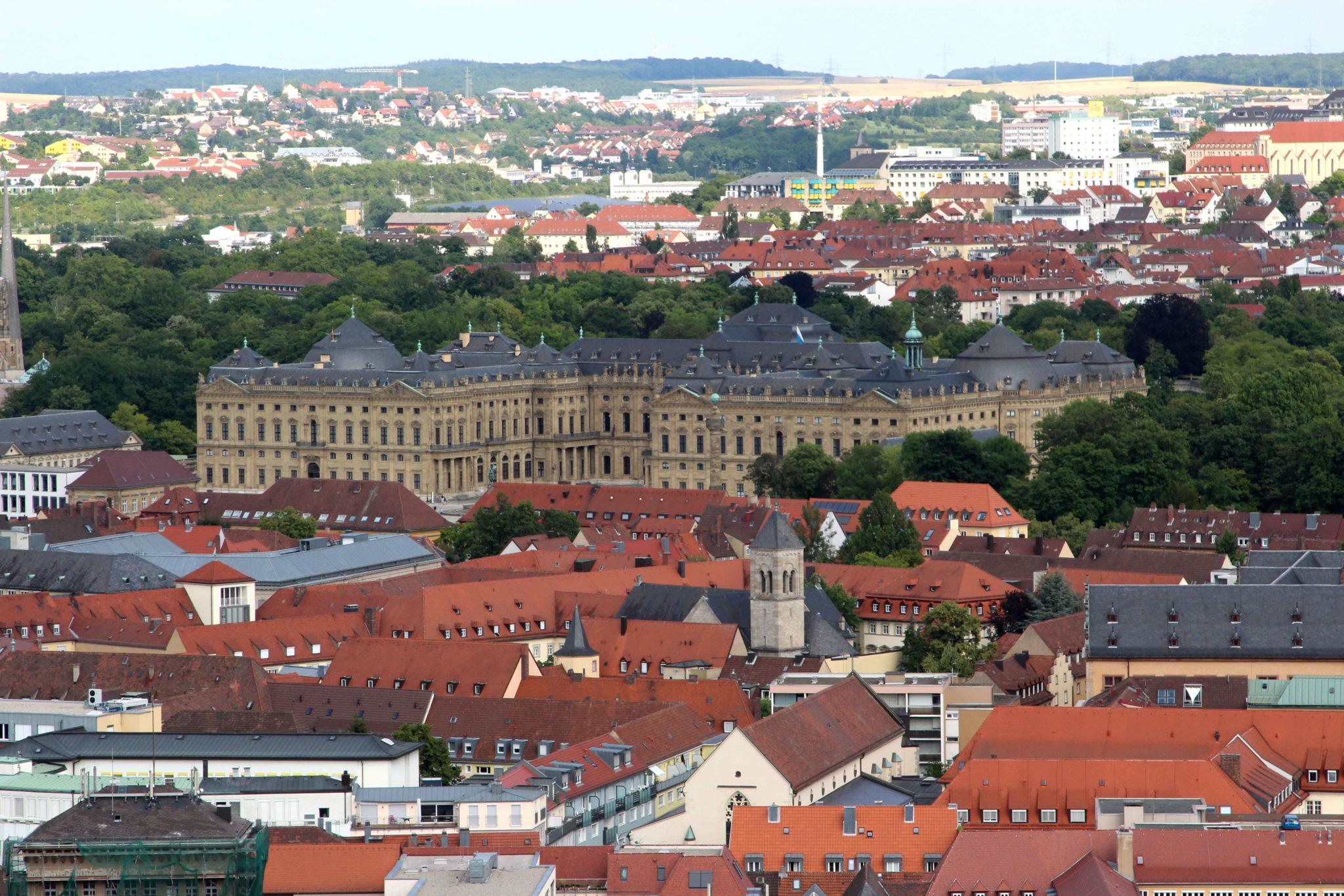 Rezydencja Würzburg