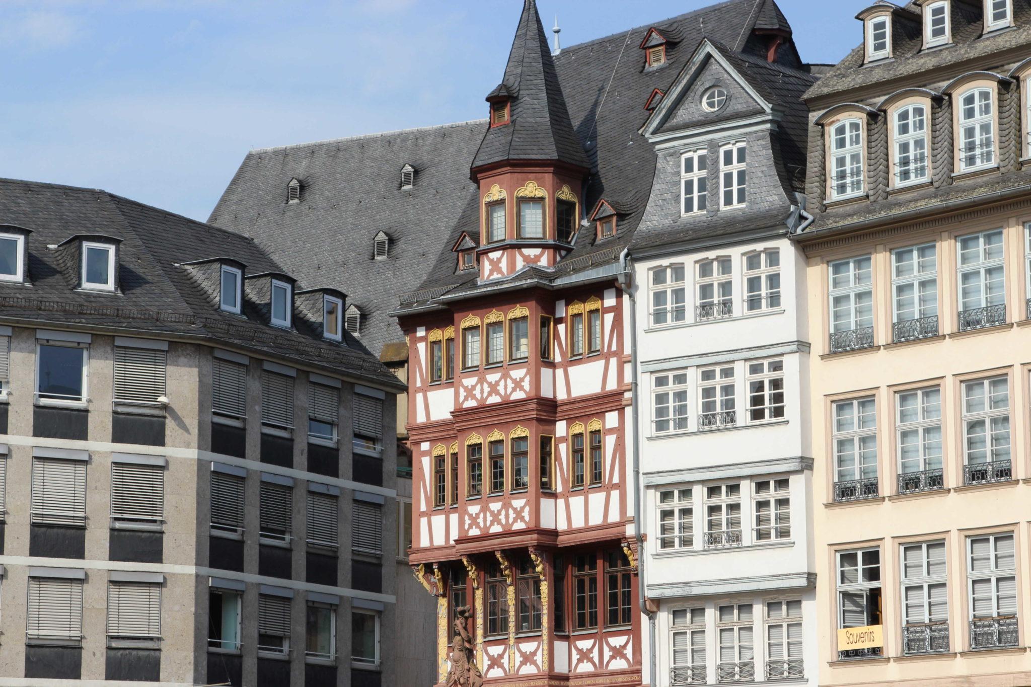Rynek we Frankfurcie