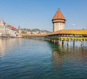 Zwiedzanie Lucerny i wjazd na Stanserhorn