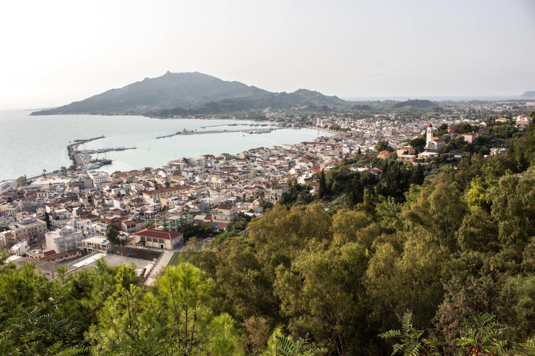 Wzgórze Bohali Zakynthos