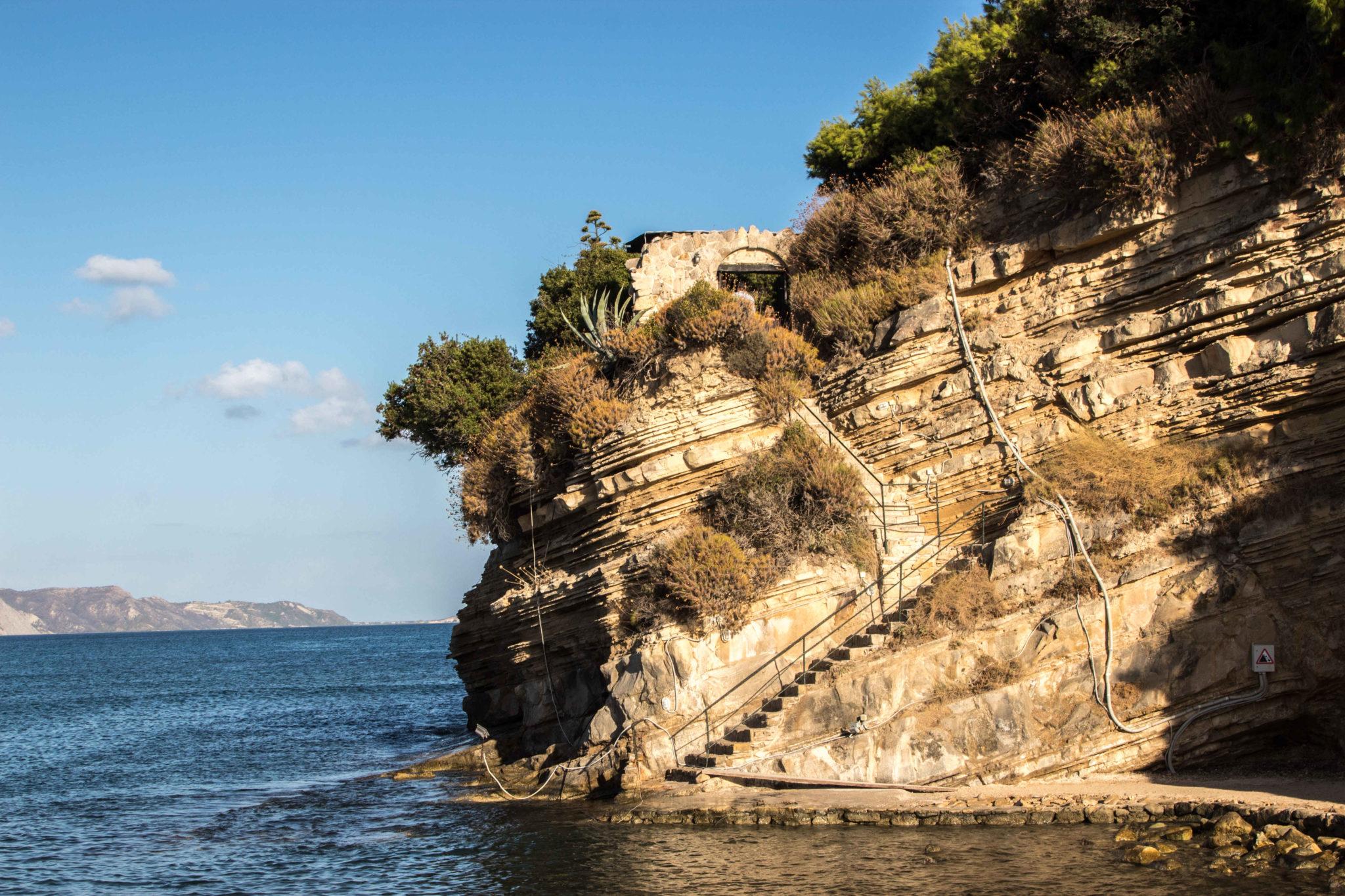 Wyspa Cameo Zakynthos