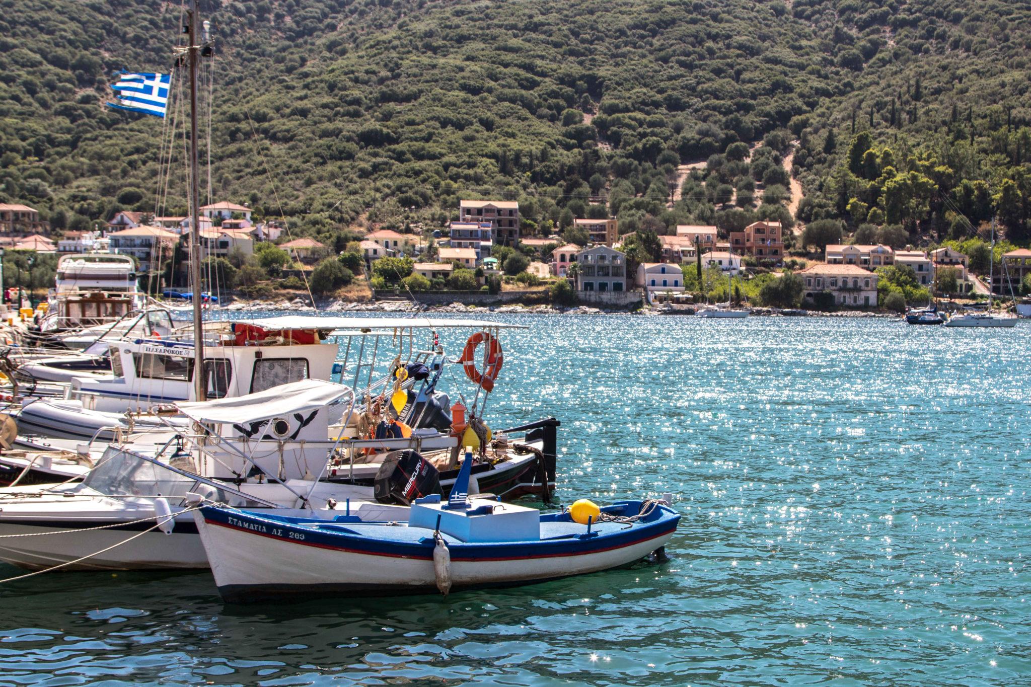 Port Agia Efimia