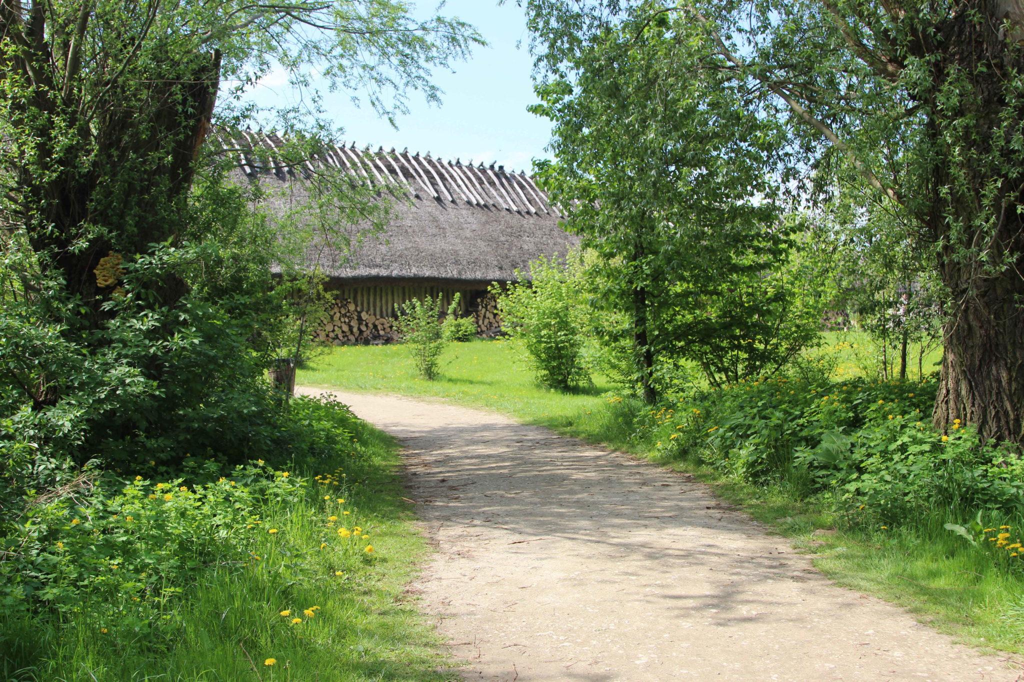 Osada neolityczna w Biskupinie