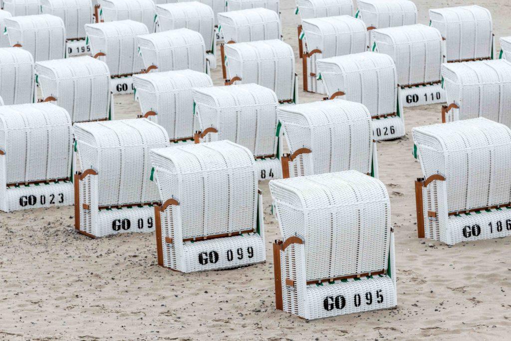 Plaża Sellin