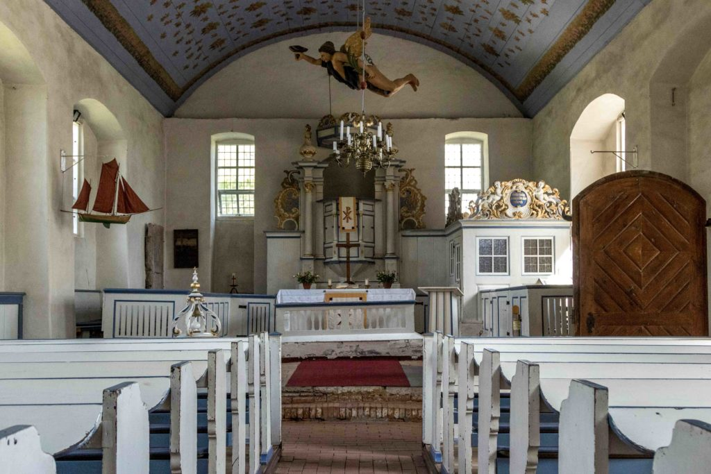Kościół w Kloster na Hiddensee