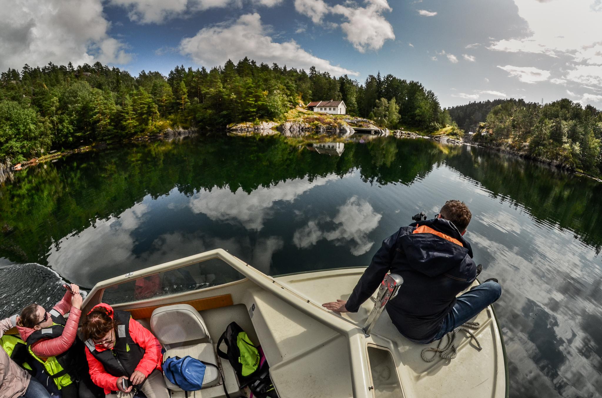norweskie wyspy