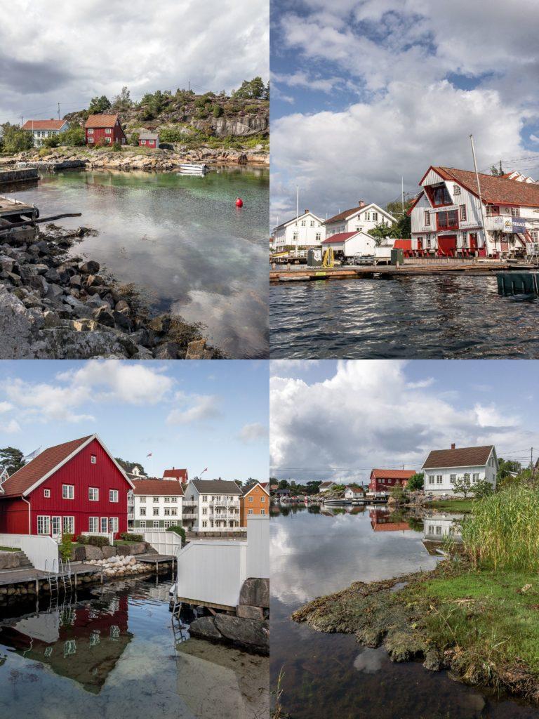 Norwegia - dotychczas niepublikowane