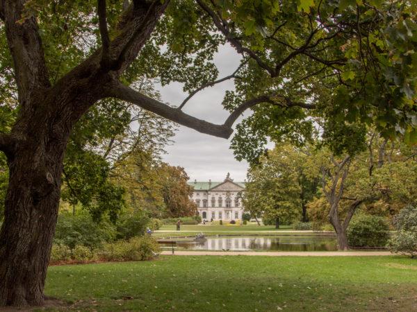 Park Krasińskich w Warszawie