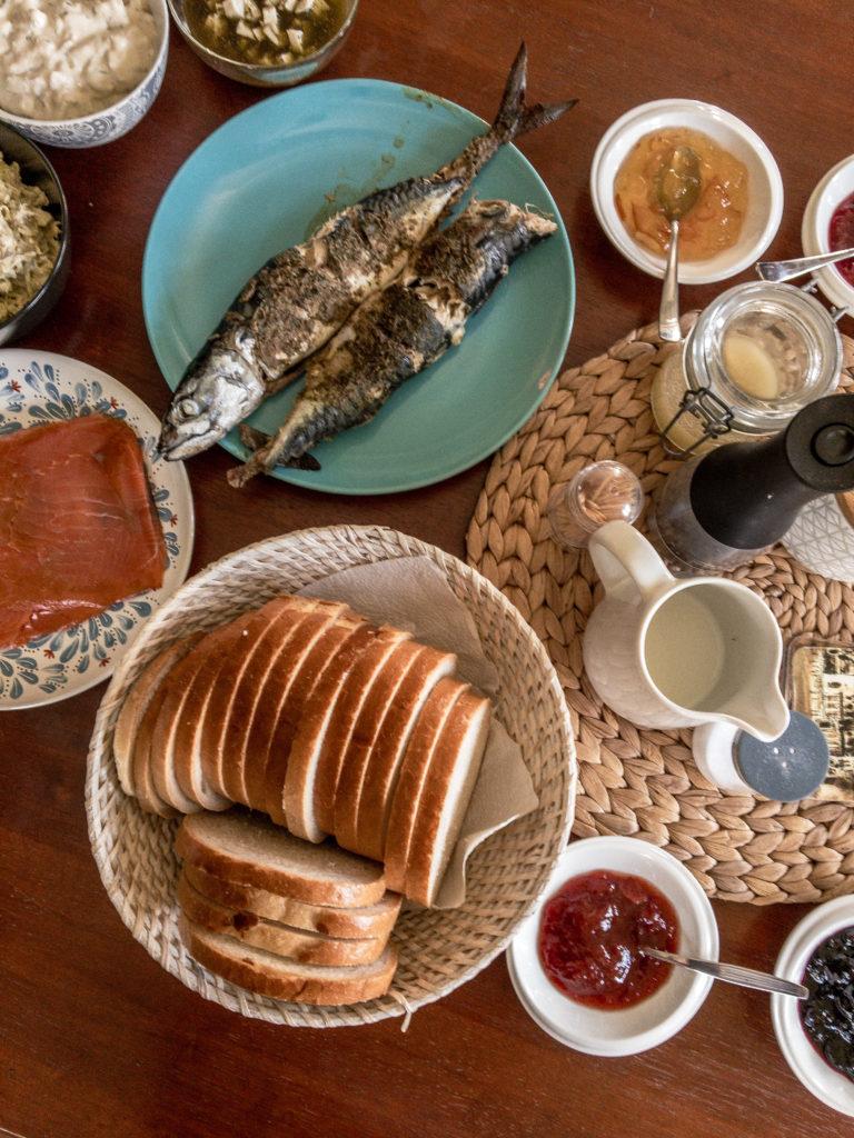 norweskie śniadanie
