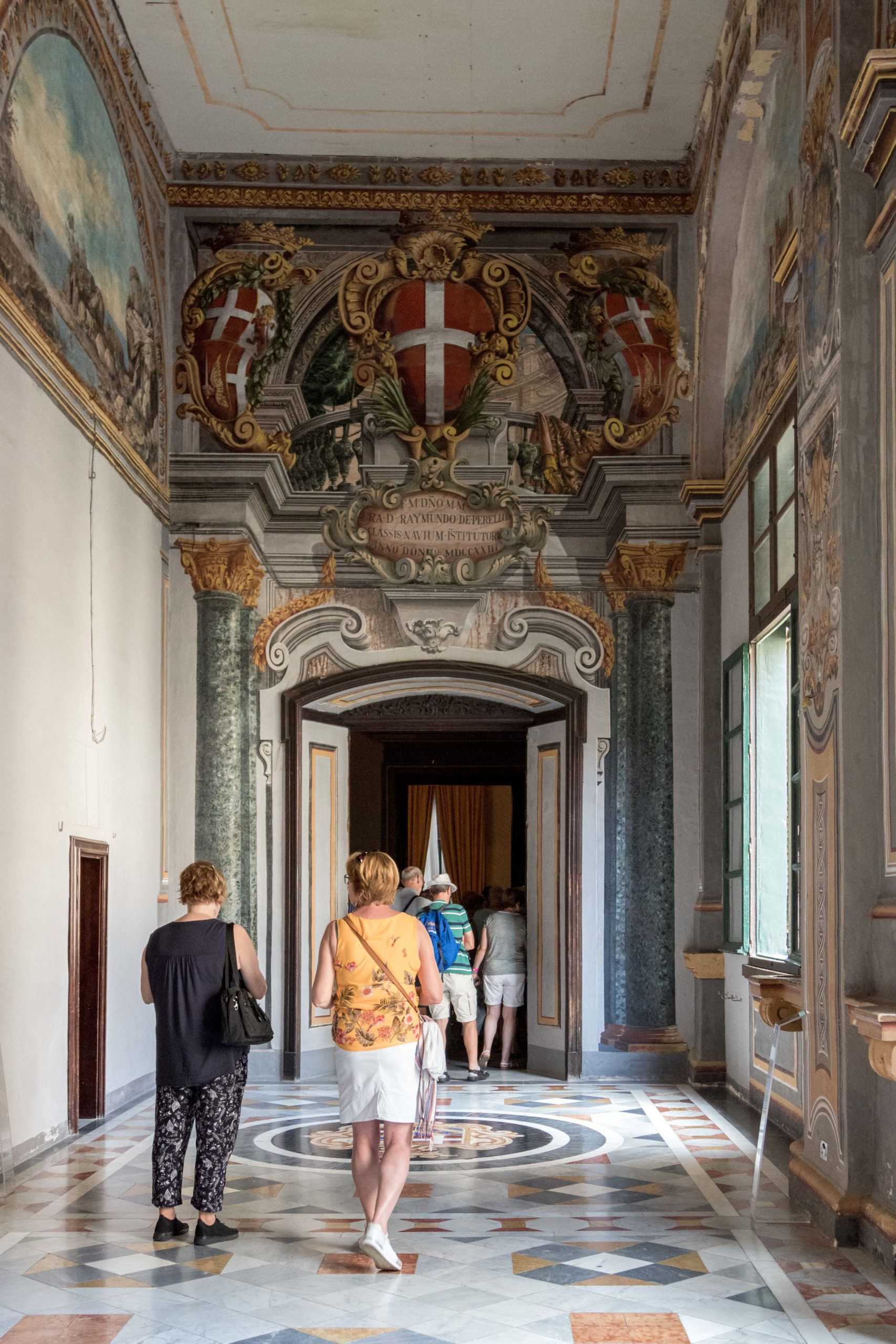 Pałac Wielkiego Mistrza Valletta