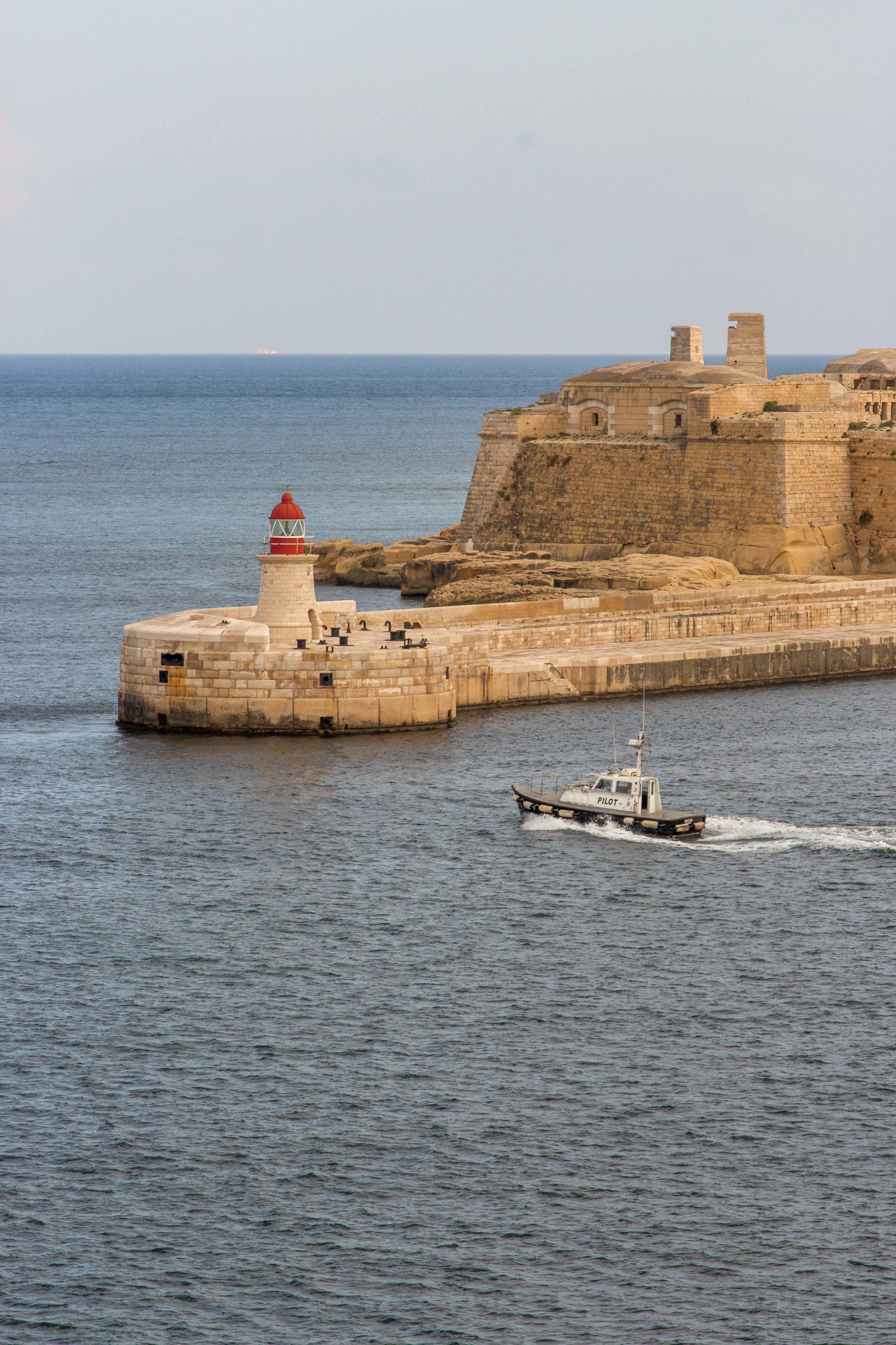 Fort Ricasoli Malta