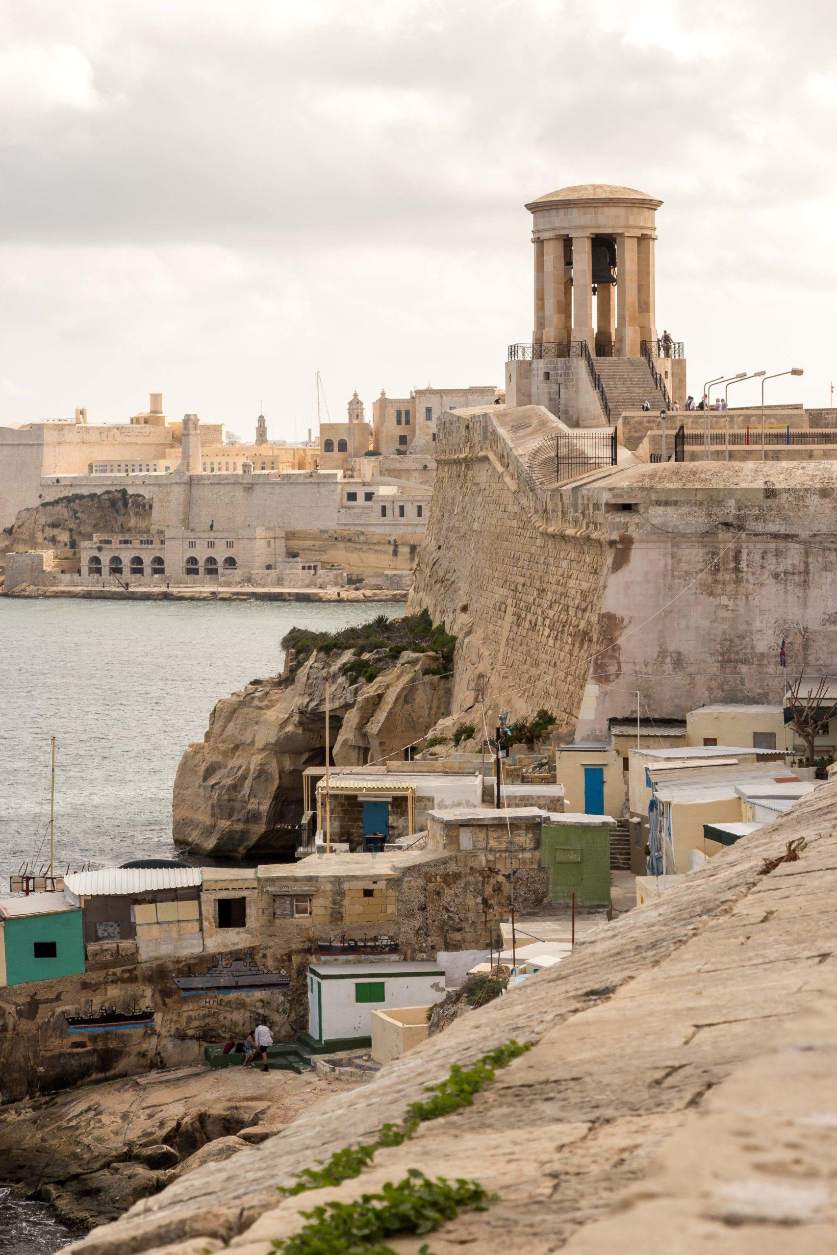 Pomnik oblężenia Malty Valletta