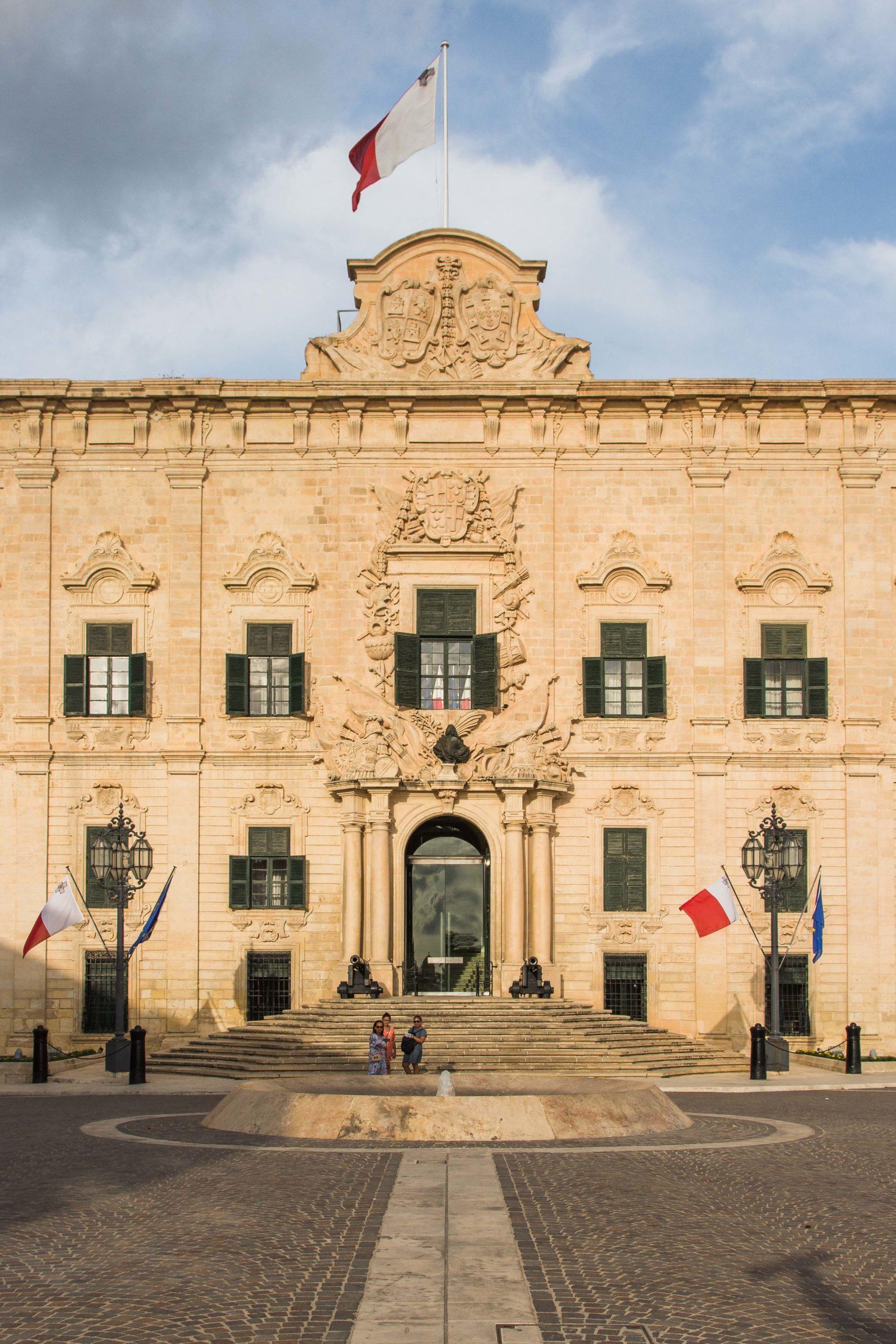 Zajazd Kastylijski Valletta