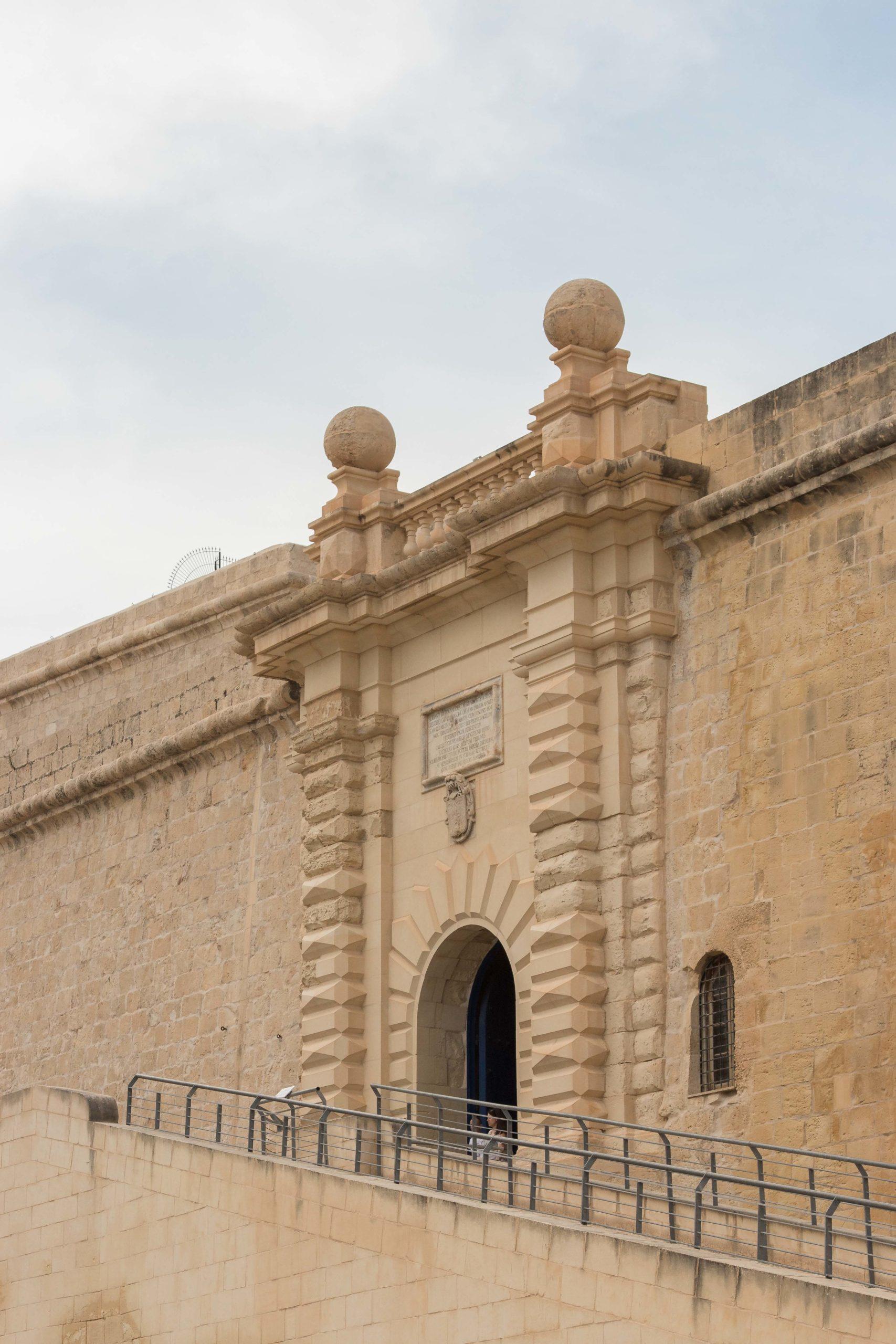Fort Św. Anioła Vittoriosa