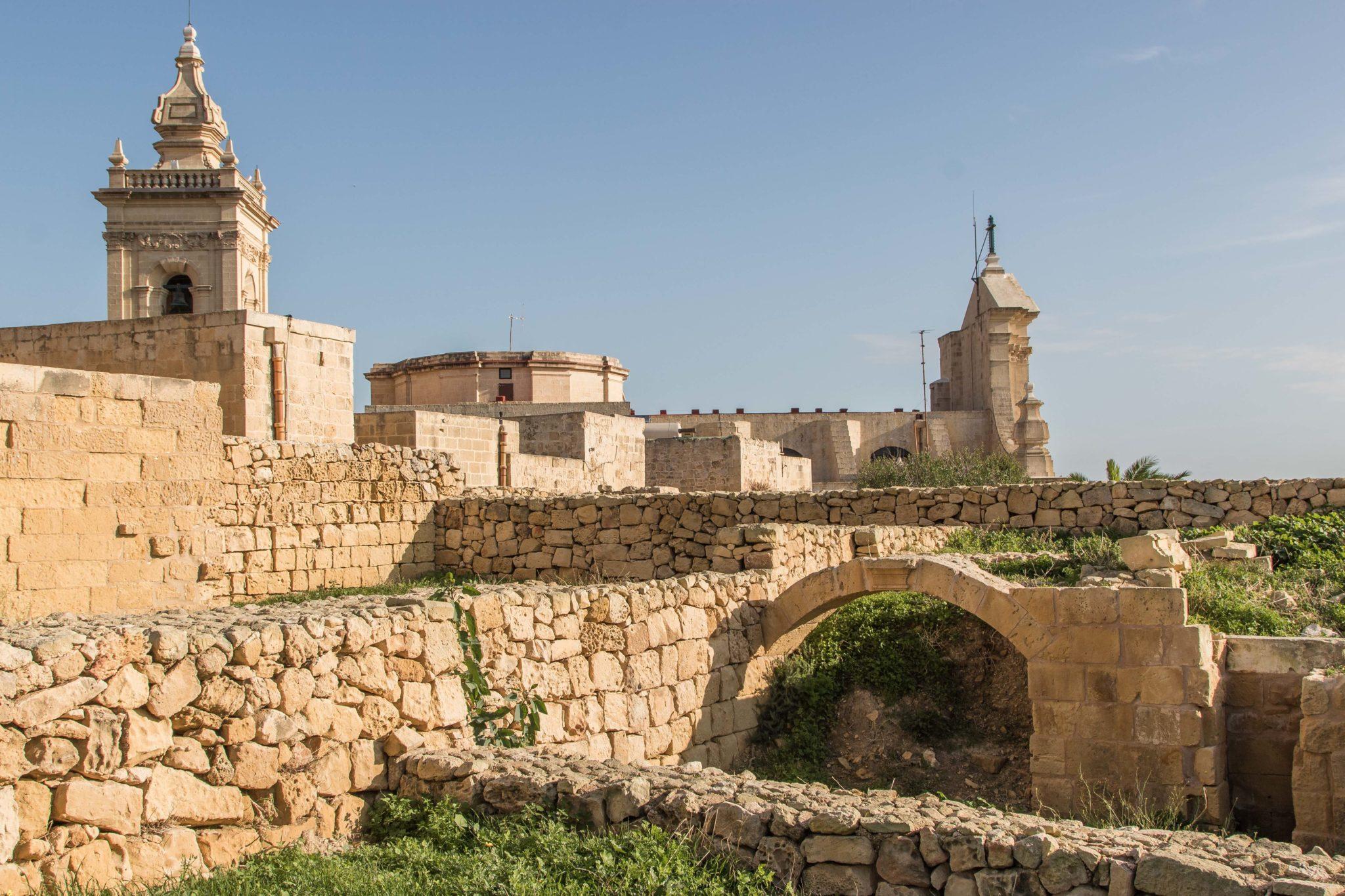 Go for Gozo – Victoria i Cittadella