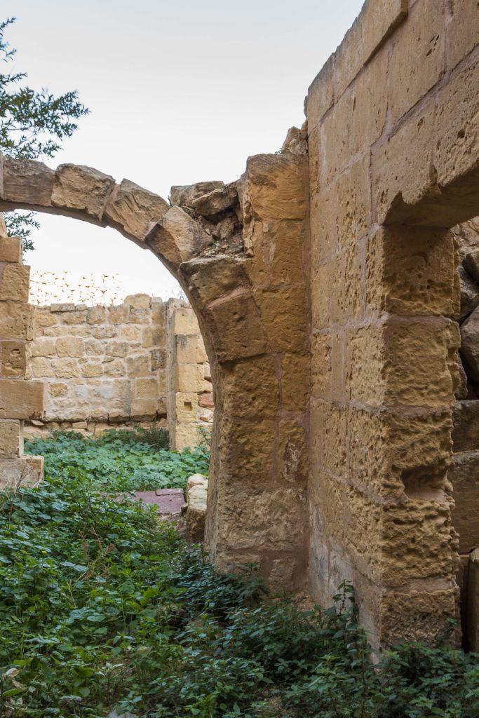 Ruiny Cittadelli, Gozo