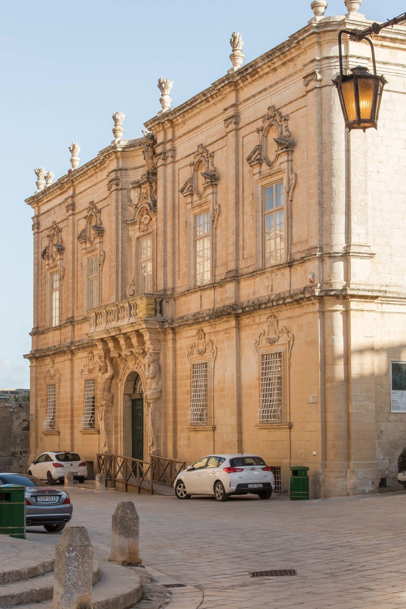 Pałac Arcybiskupa Muzeum Katedralne Mdina